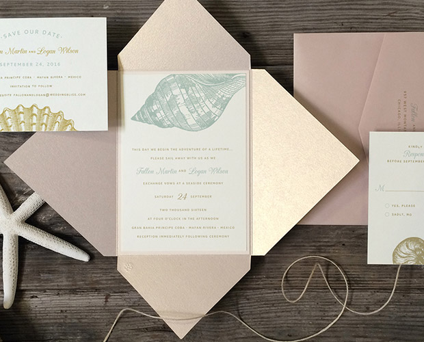 Shop Wedding Invitation and Save the Date Designs