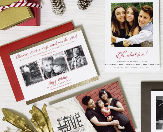 Shop Holiday Invitation Designs