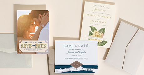 Shop new Save the Date designs