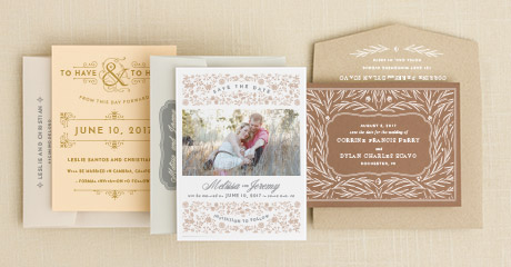 Envelopments Personalize invitations and announcements for any